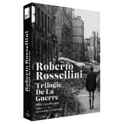COFFRET ROBERTO ROSSELLINI - LA TRILOGIE DE LA GUERRE - BRD