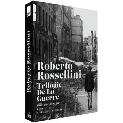 COFFRET ROBERTO ROSSELLINI - LA TRILOGIE DE LA GUERRE