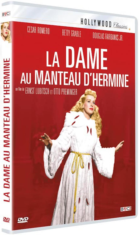 LA DAME AU MANTEAU D'HERMINE