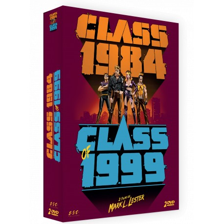 CLASS 1984 + CLASS 1999