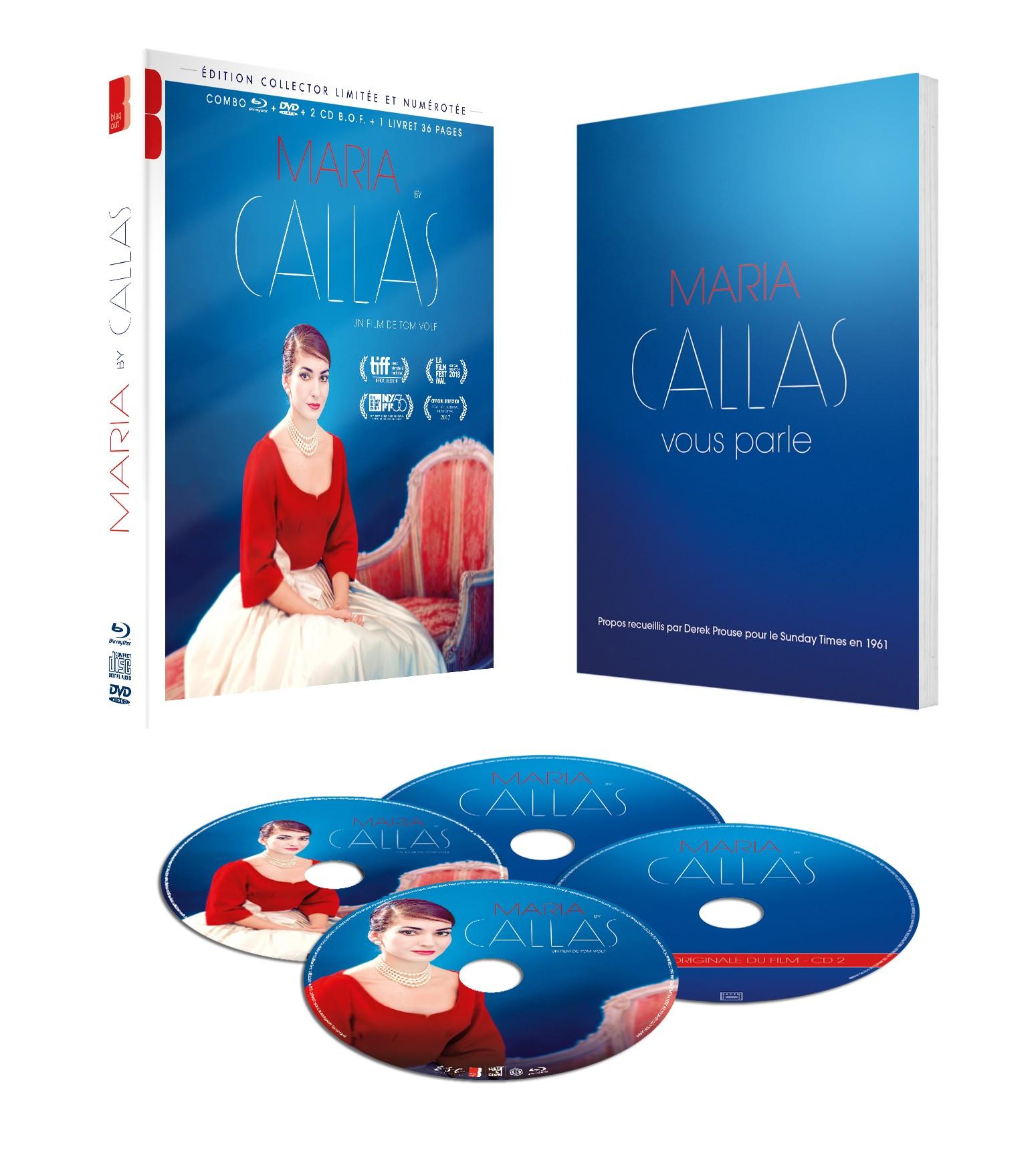 MARIA BY CALLAS - BRD