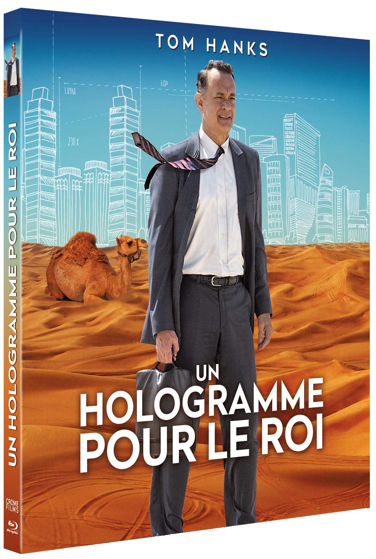 UN HOLOGRAMME POUR LE ROI - BRD