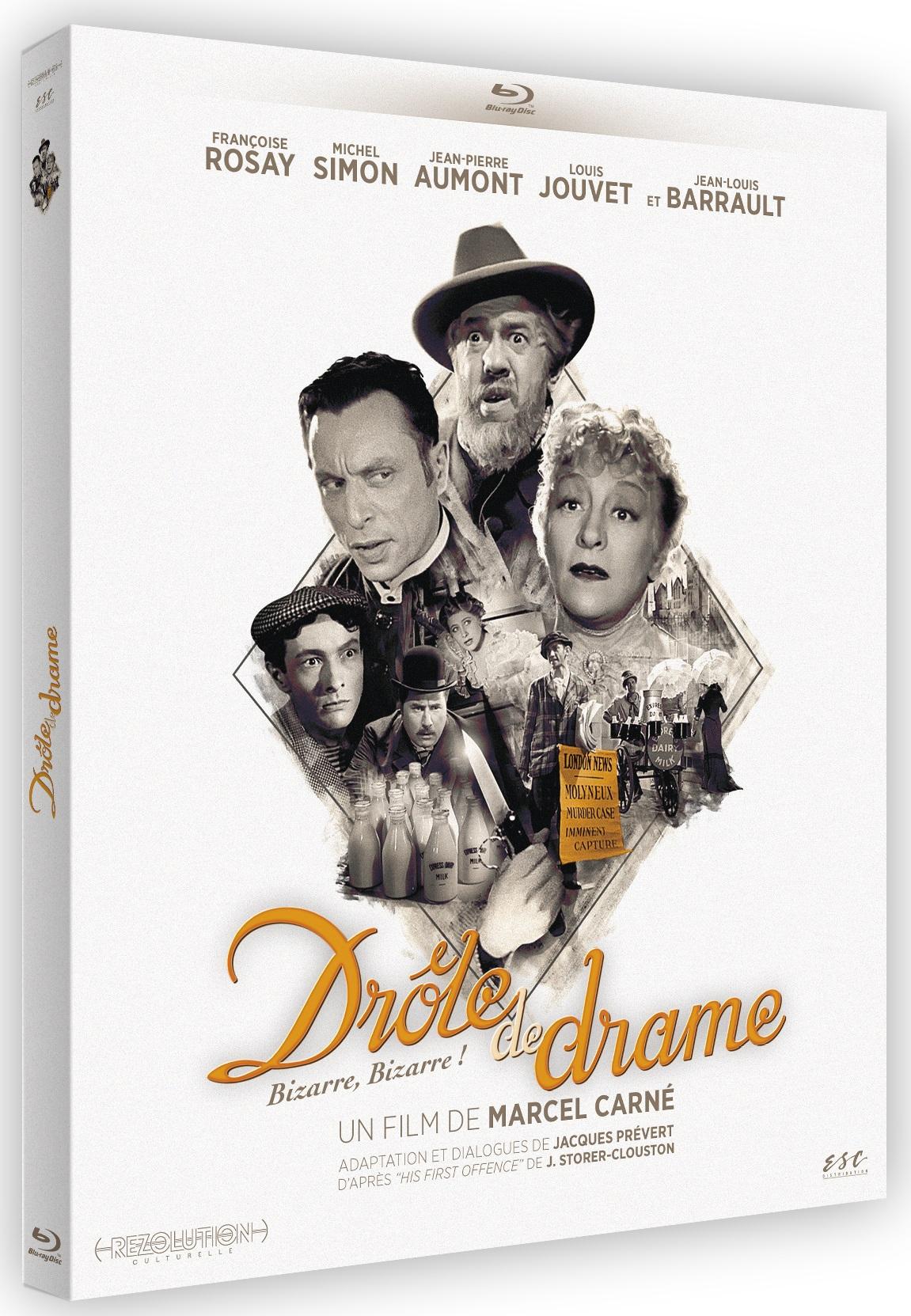 DROLE DE DRAME - BRD