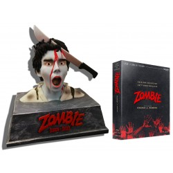 BUSTE + COFFRET 4 BLU-RAY - ZOMBIE [DAWN OF THE DEAD]