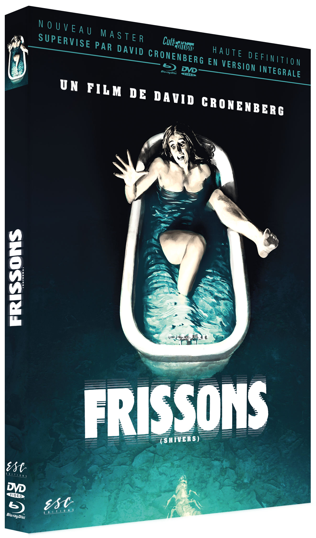 FRISSONS (SHIVERS)-