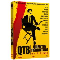 QT8 - QUENTIN TARANTINO EN 8 FILMS