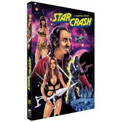 STARCRASH, LE CHOC DES ETOILES - DVD + BRD