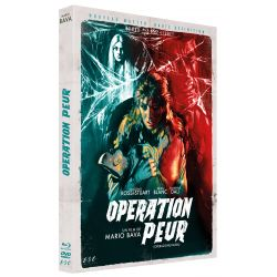 OPERATION PEUR  - DVD + BRD
