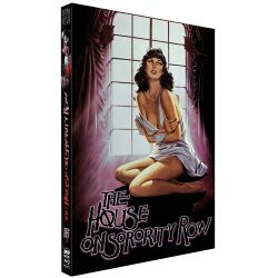 THE HOUSE ON SORORITY ROW - DVD + BRD