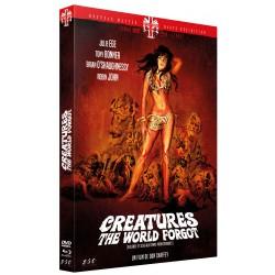 CREATURES THE WORLD FORGOT (VIOLENCE ET SEXE AUX TEMPS PRÉHISTORIQUES) - COMBO