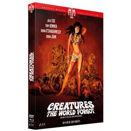 VIOLENCE ET SEXE AUX TEMPS PREHISTORIQUES - DVD + BRD