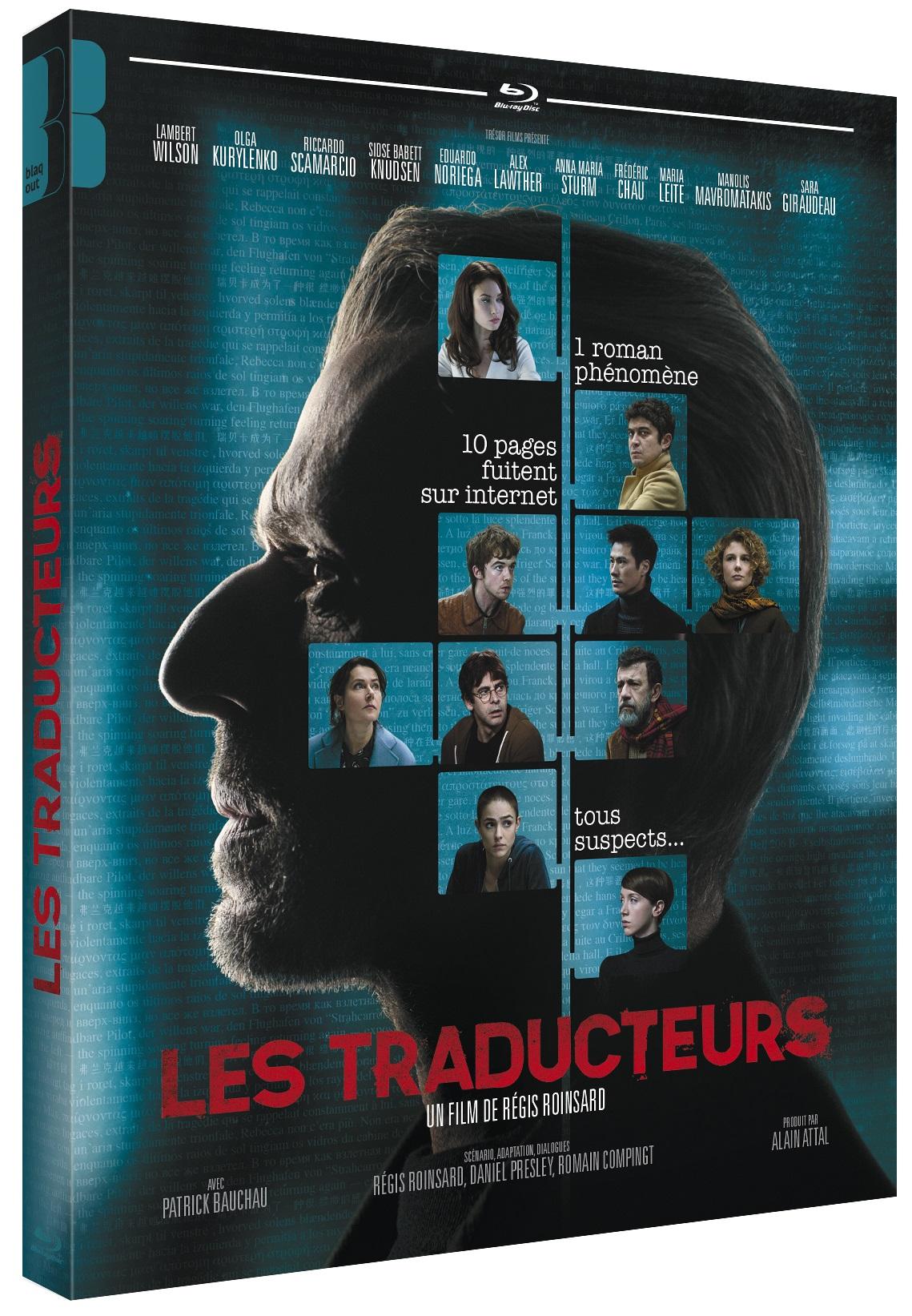 LES TRADUCTEURS - BRD