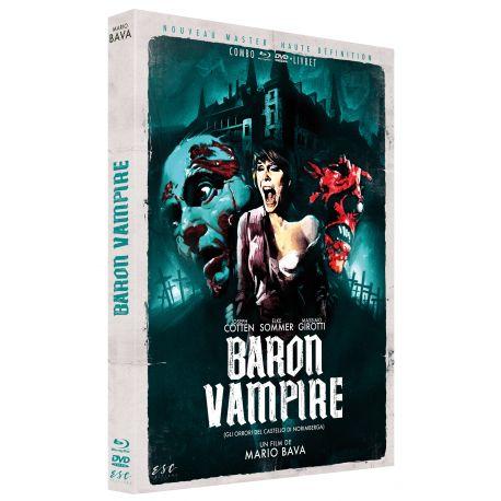BARON VAMPIRE (BARON BLOOD) - ÉDITION LIMITÉE - COMBO