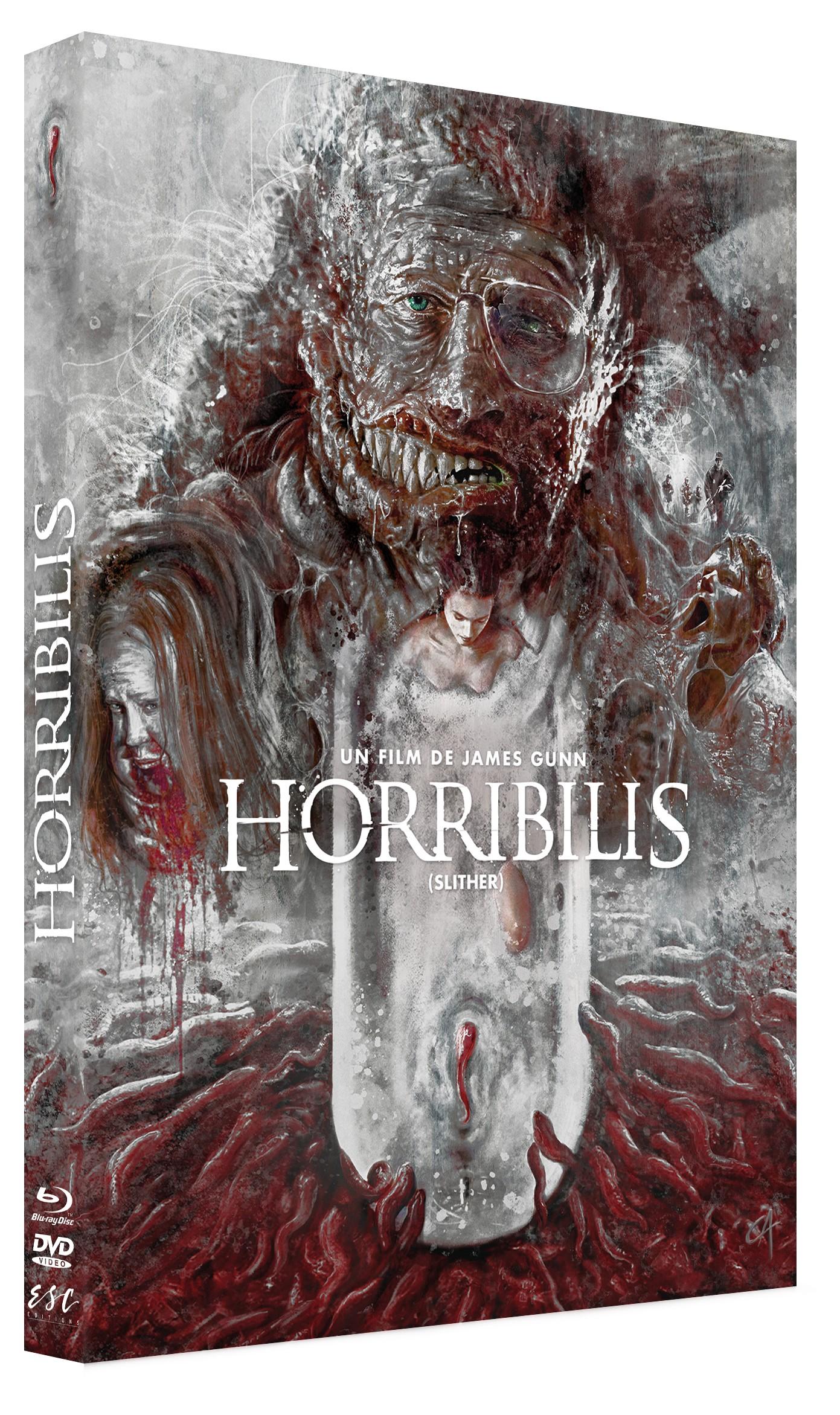 HORRIBILIS (SILTHER) - EDITION COLLECTOR LIMITÉE