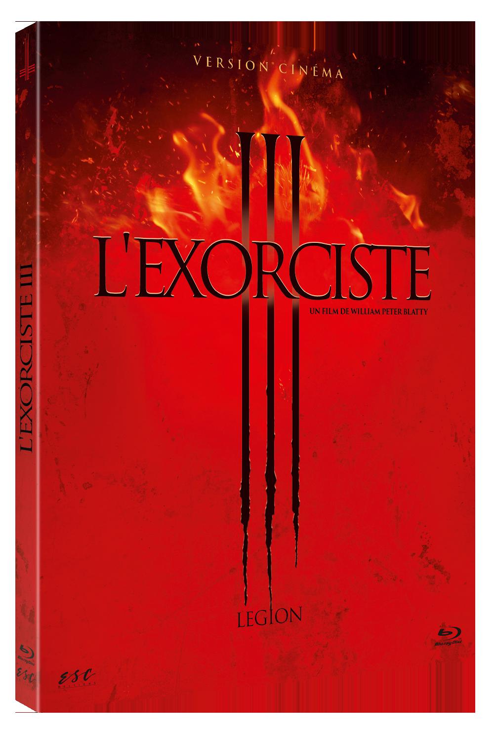 L'EXORCISTE III - BRD