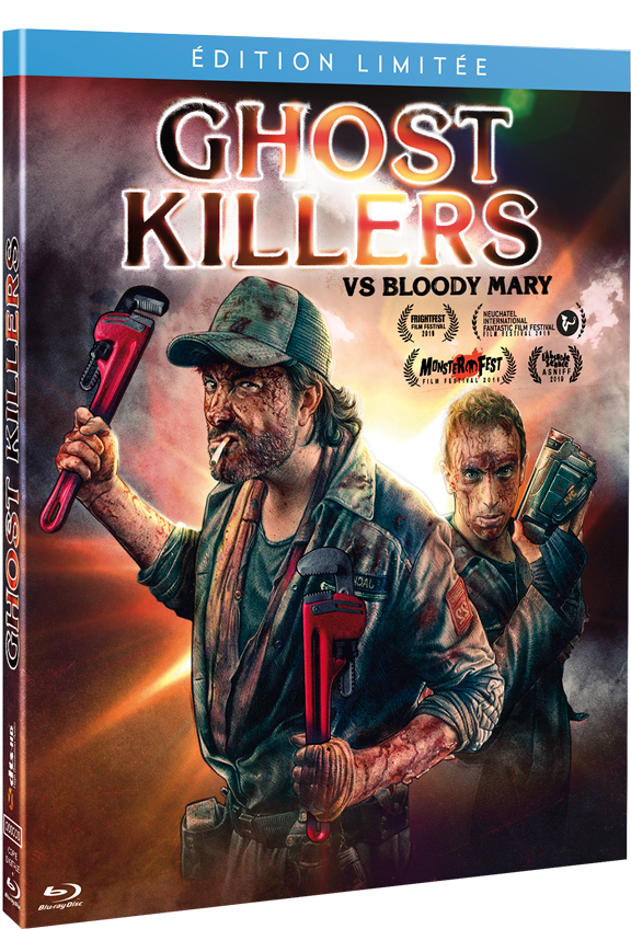 GHOST KILLERS VS BLOOD MARY - BRD