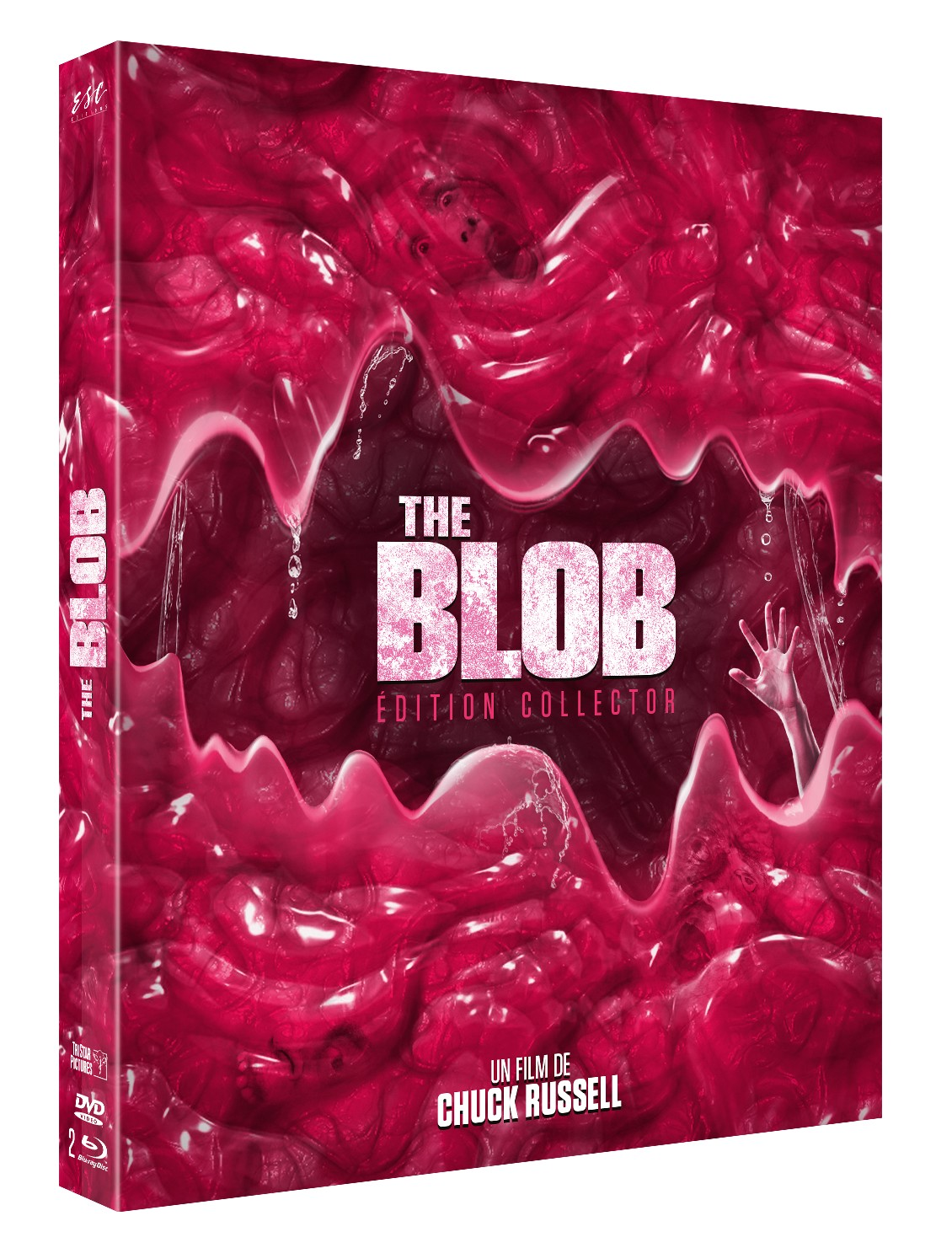 THE BLOB 1988 - EDITION COLLECTOR LIMITEE