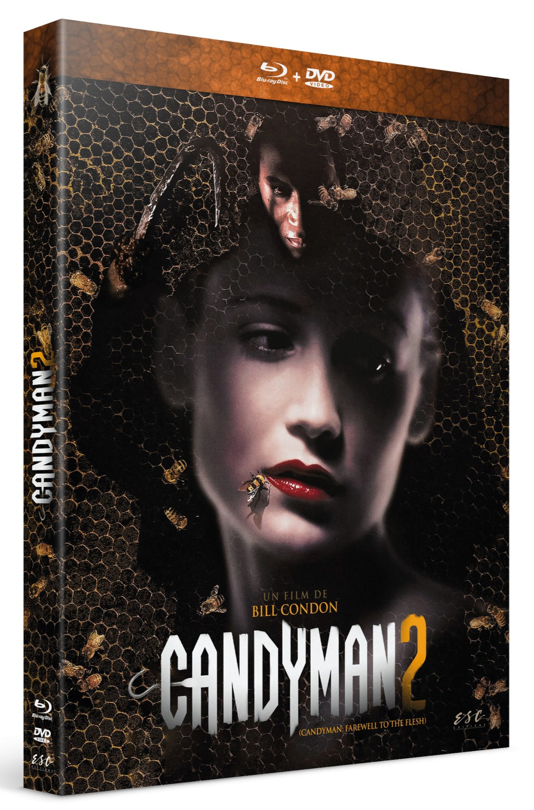 PACK CANDYMAN 1 + 2 + ETUI EXCLUSIF COLLECTOR