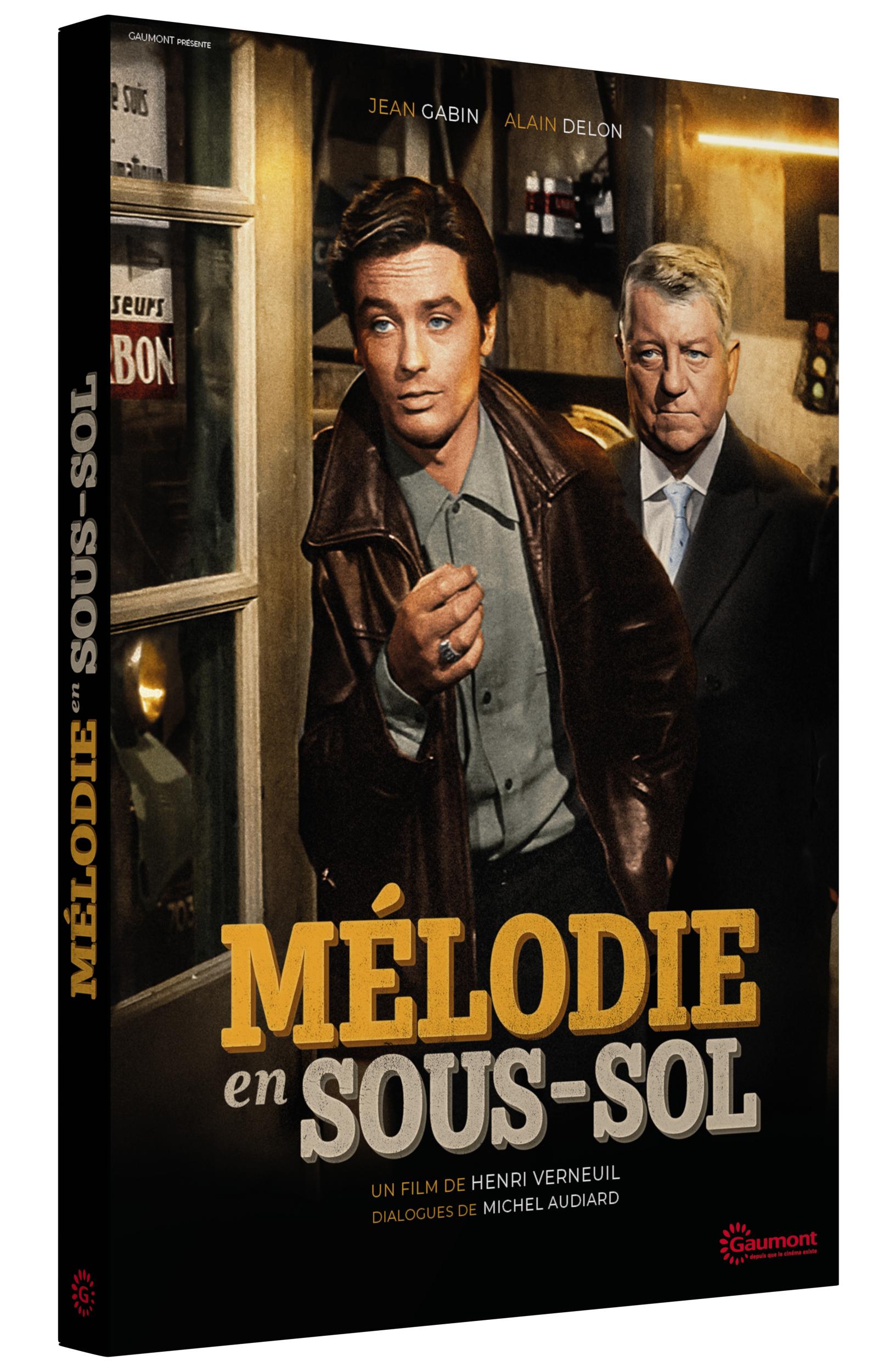 MELODIE EN SOUS-SOL