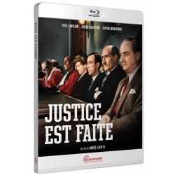 JUSTICE EST FAITE - BRD