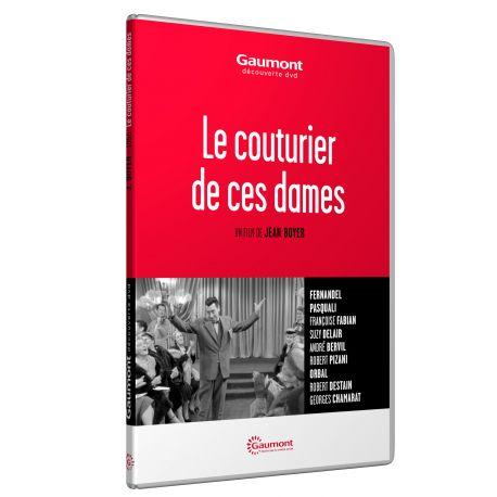 LE COUTURIER DE CES DAMES