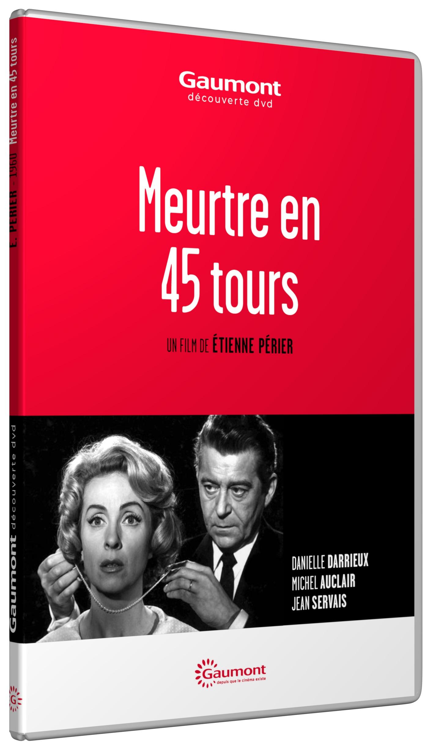 MEURTRE EN 45 TOURS