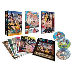 ONE PIECE - EDITION COLLECTOR LIMITEE PARTIE 4