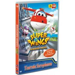 SUPER WINGS - TOURNEE EUROPEENNE