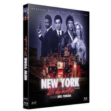 NEW-YORK 2H DU MATIN - BRD