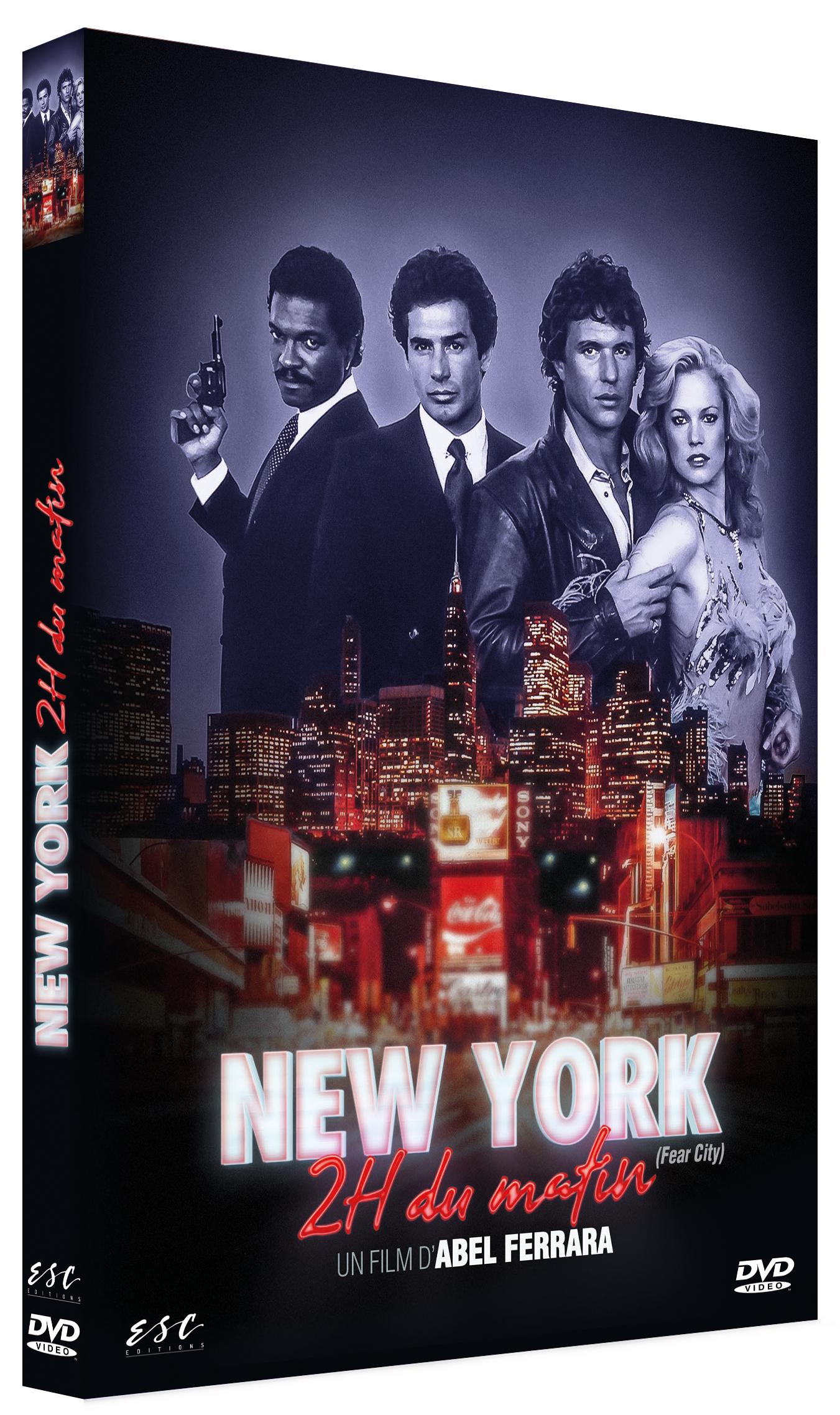 NEW-YORK 2H DU MATIN