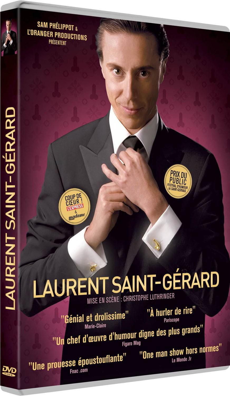 LAURENT SAINT-GERARD