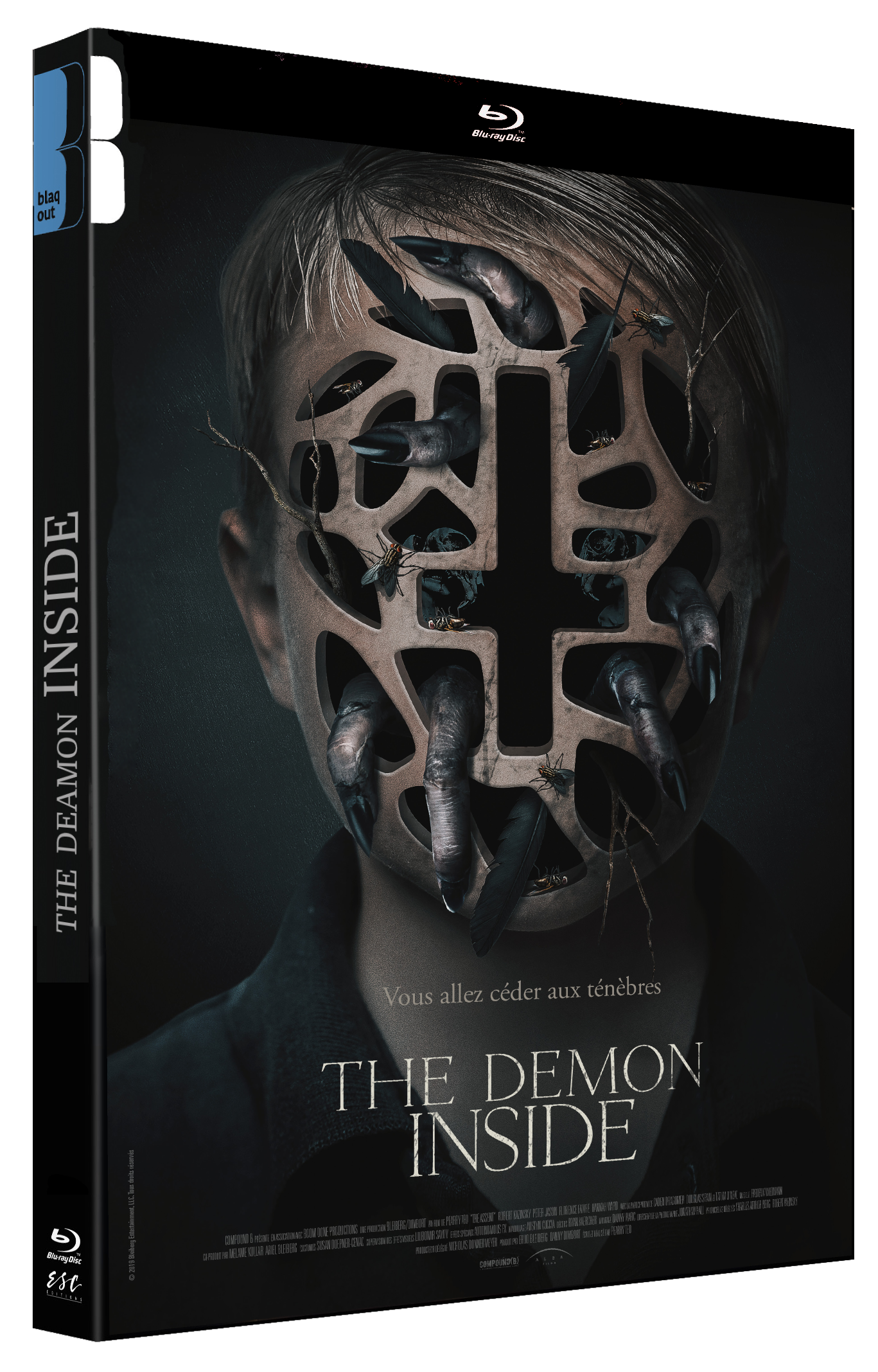 THE DEMON INSIDE - BRD