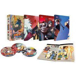 NARUTO SHIPPUDEN - INTEGRALE PARTIE 4 - EDITION COLLECTOR LIMITEE A4