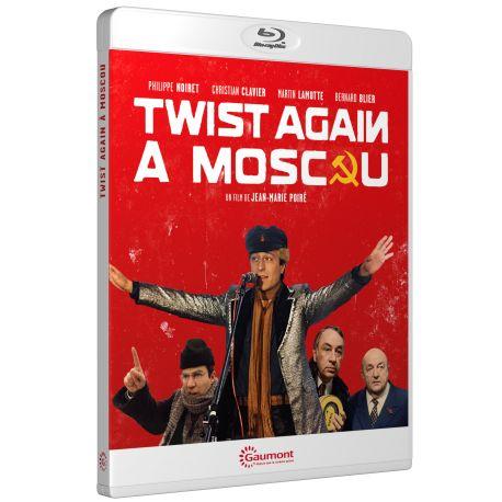 TWIST AGAIN A MOSCOU - BRD