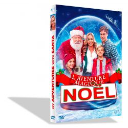 L'AVENTURE MAGIQUE DE NOEL (MY ADVENTURES WITH SANTA)
