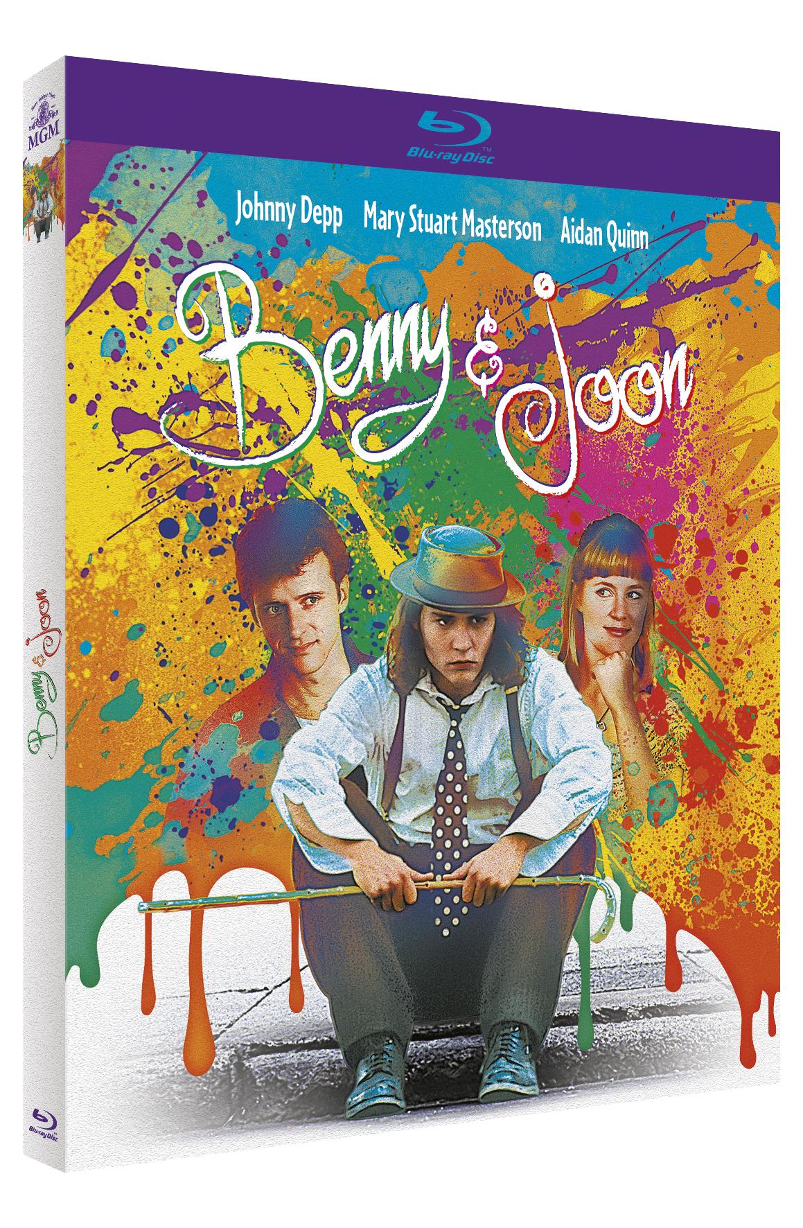 BENNY & JOON (1993) - BRD