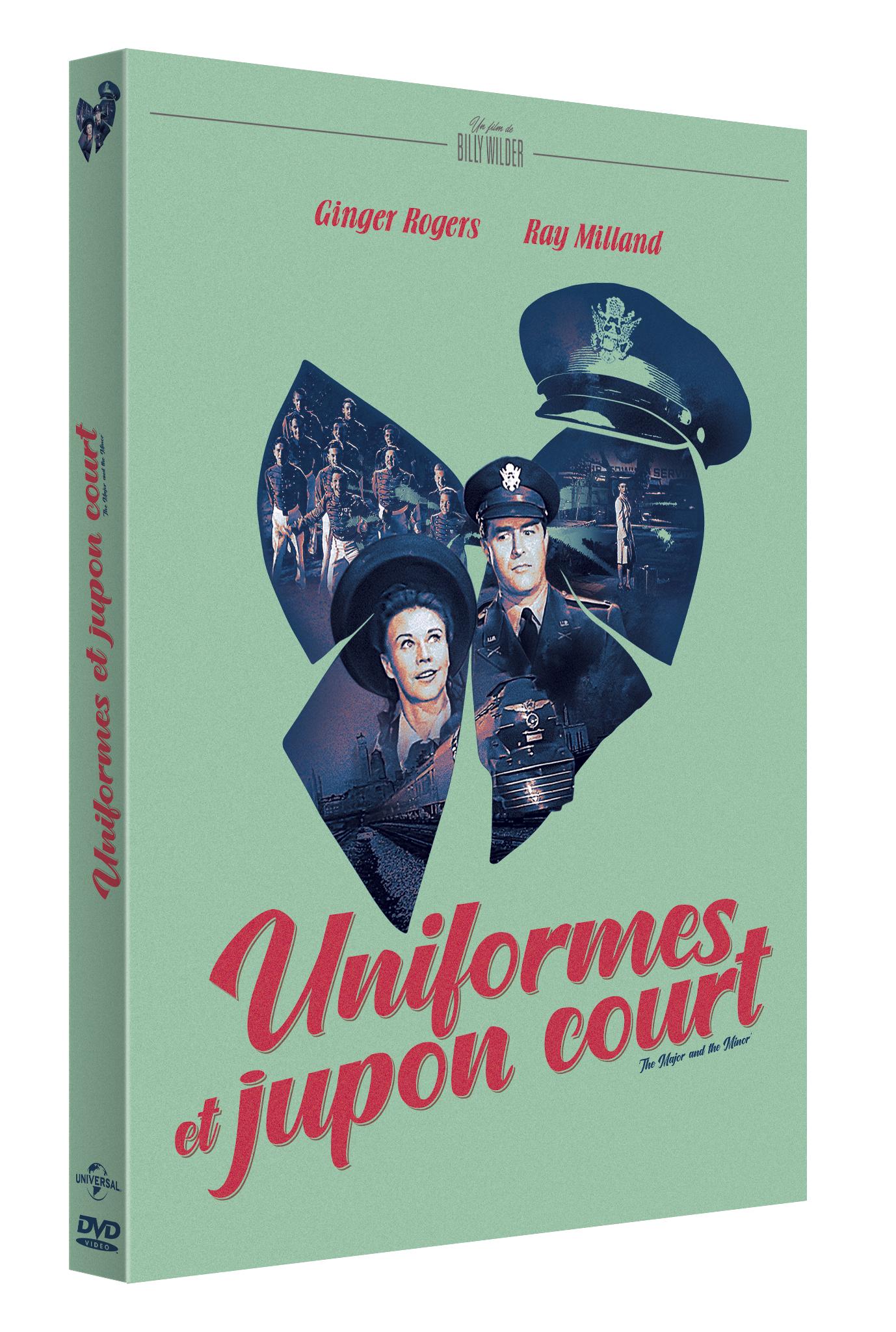 UNIFORMES ET JUPON COURT