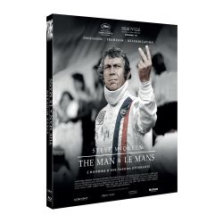 STEVE MCQUEEN : THE MAN & LE MANS - BRD