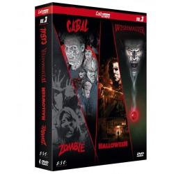 CULT'HORROR VOL 3 / 4 DVD