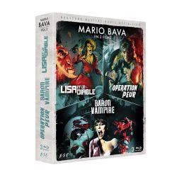 MARIO BAVA VOL 2 / 3 BLU-RAY