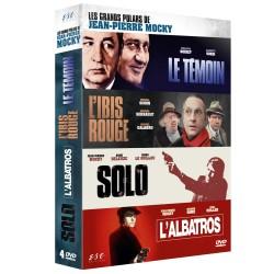 4 POLARS  DE JEAN-PIERRE MOCKY 4 DVD