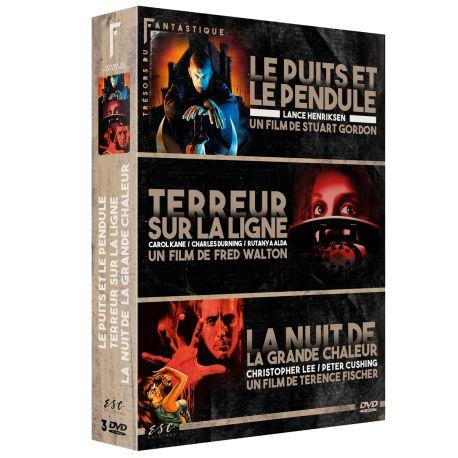 LES TRESORS DU FANTASTIQUE VOL 3 / 3 DVD