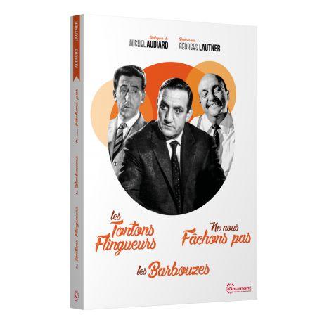 COFFRET AUDIARD/LAUTNER - 3 DVD