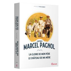 COFFRET MARCEL PAGNOL - 2 DVD