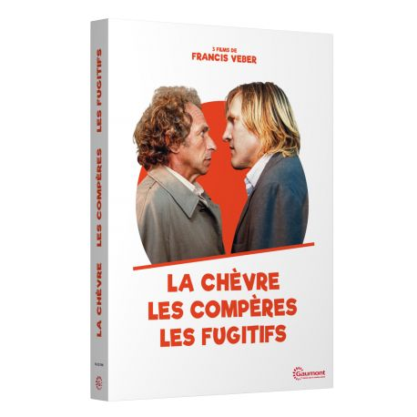 COFFRET FRANCIS VEBER - 3 DVD