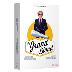 COFFRET LE GRAND BLOND - 2 DVD