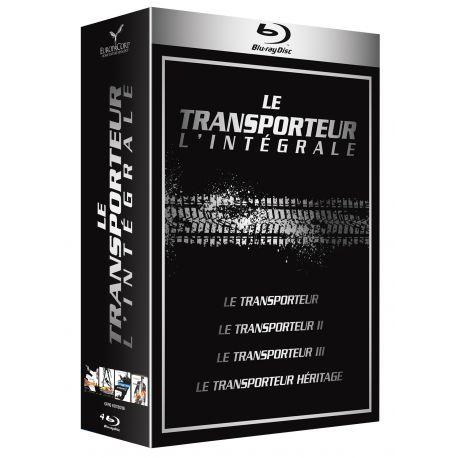 TRANSPORTEUR - L'intégrale 1 à 4 (Le) BR