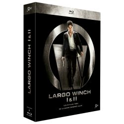 COFFRET LARGO WINCH 1 ET 2