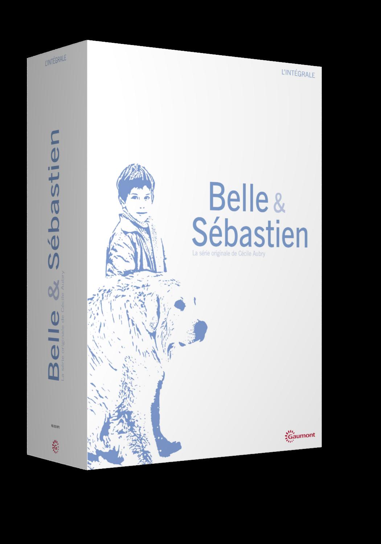 BELLE ET SEBASTIEN LA SERIE L'INTEGRALE DES SAISONS 1 A 3 - 9 DVD