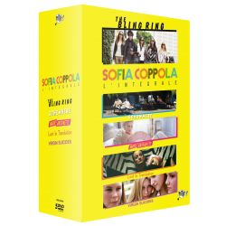 COFFRET SOFIA COPPOLA - 5 DVD